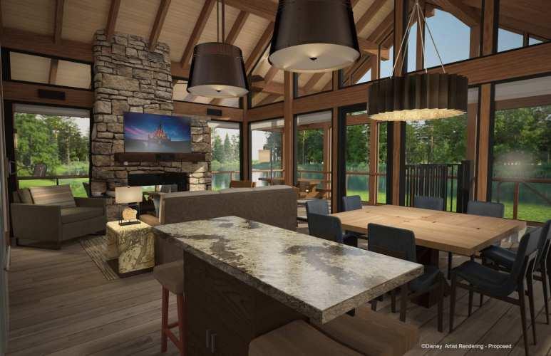 Disney Vacation Club Copper Creek Villas Wilderness Lodge