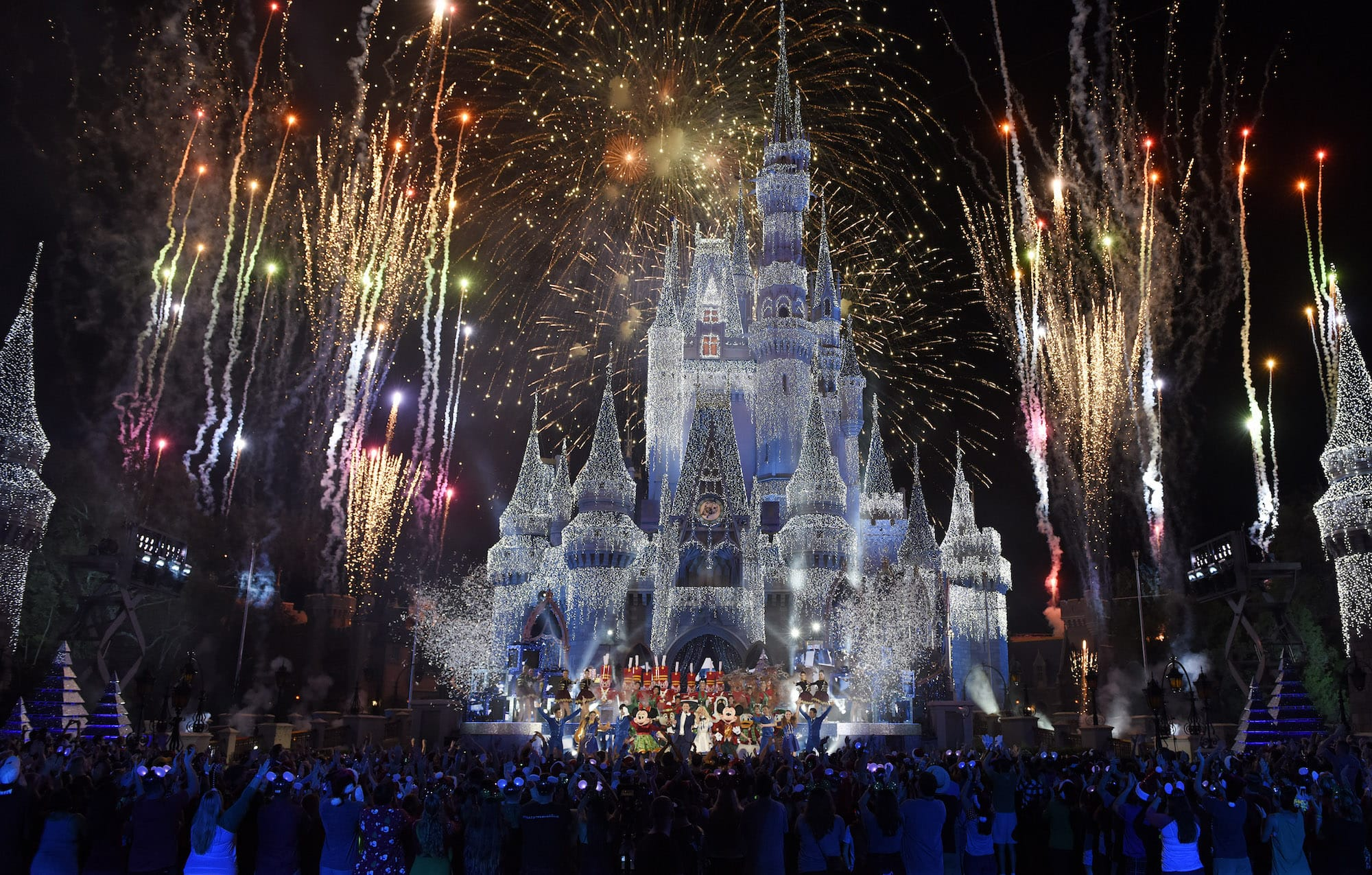 Annual Disney holiday specials to film at Walt Disney World next month