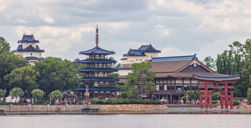 Japan Pavilion, Epcot
