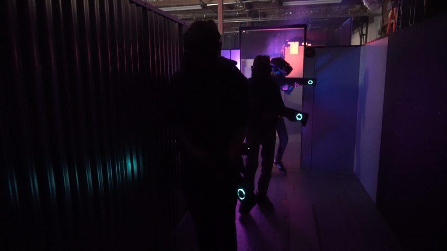Arizona Sunshine Rampage virtual reality nomadic live action
