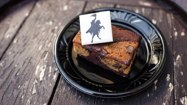 headless horseman brownie