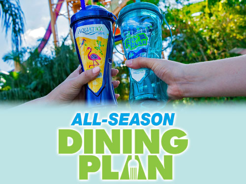 Seaworld Offers 2020 All Season Dining Plan With Free Food