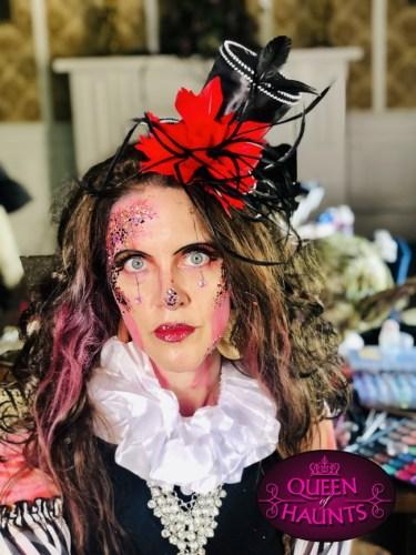 Amber Arnett-Bequeaith Queen of Haunts
