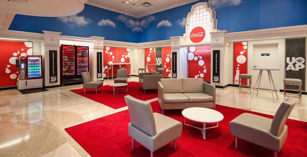 Universal Orlando Annual Passholder lounge