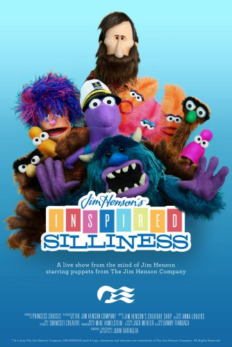 Jim Henson's Inspired Silliness show poster