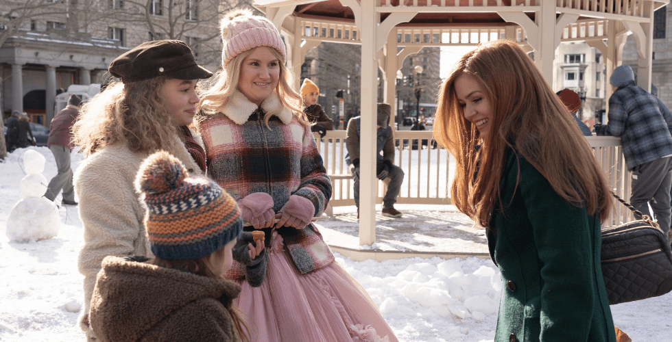 Movie Review: Wishes do come true in Disney's 'Godmothered'