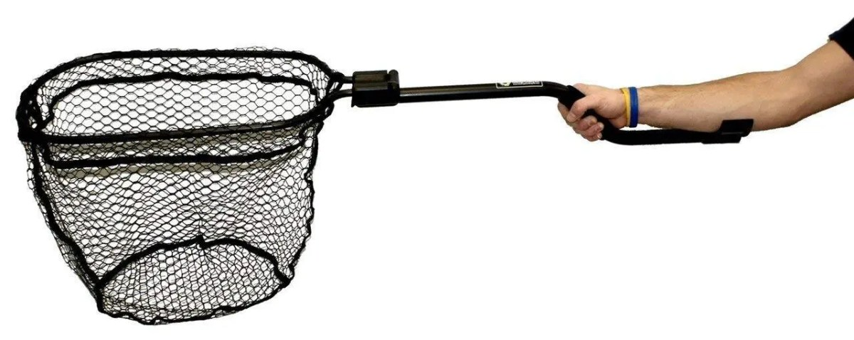 Yak Attack Leverage Landing Net