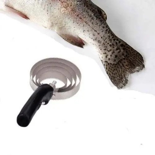 Commercial Heavy Duty Stainless Fish Scaler