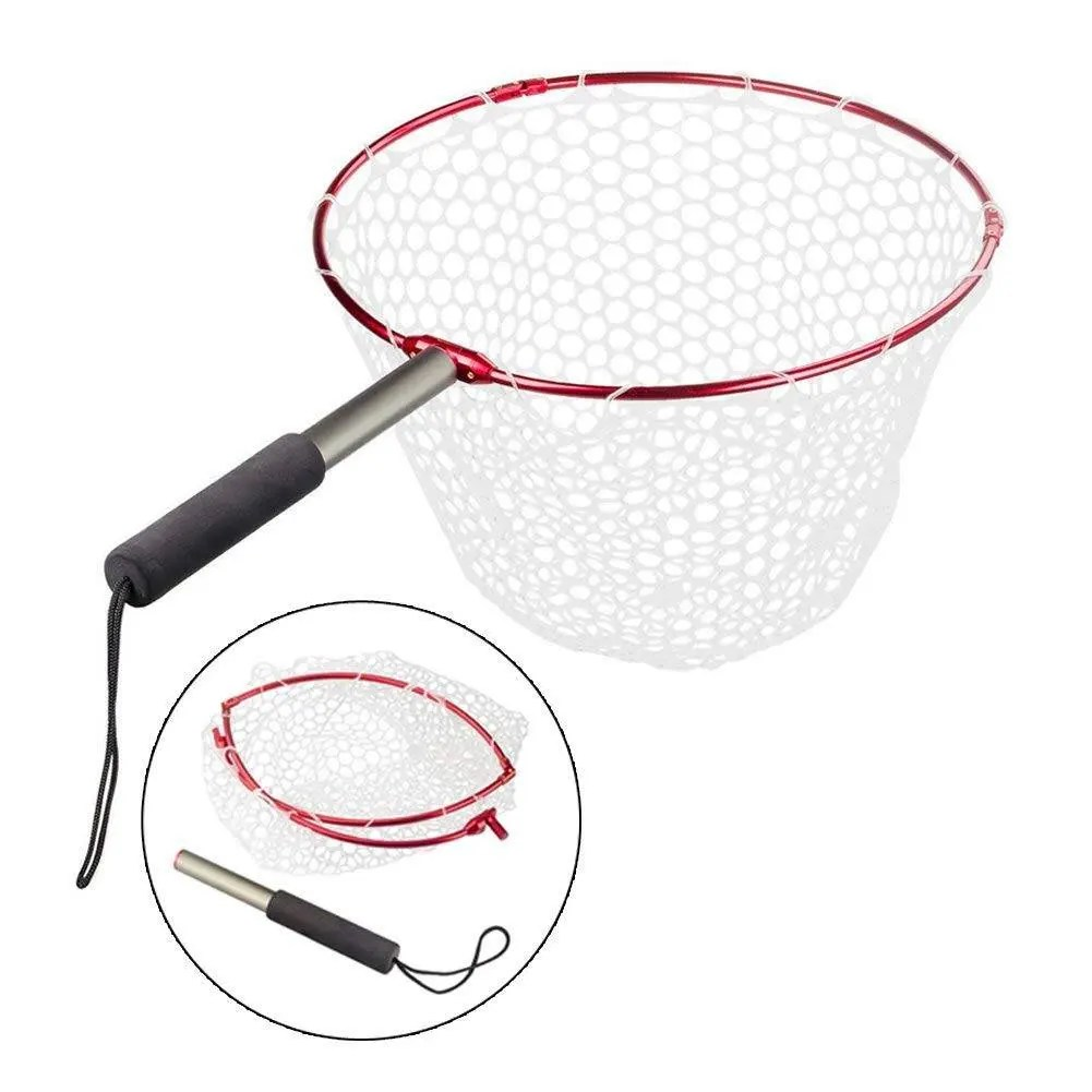 YONGZHI Fly Fishing Net (Folding)