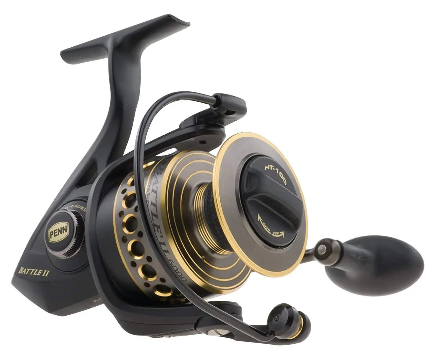 Penn Battle II Spinning Fishing Reel