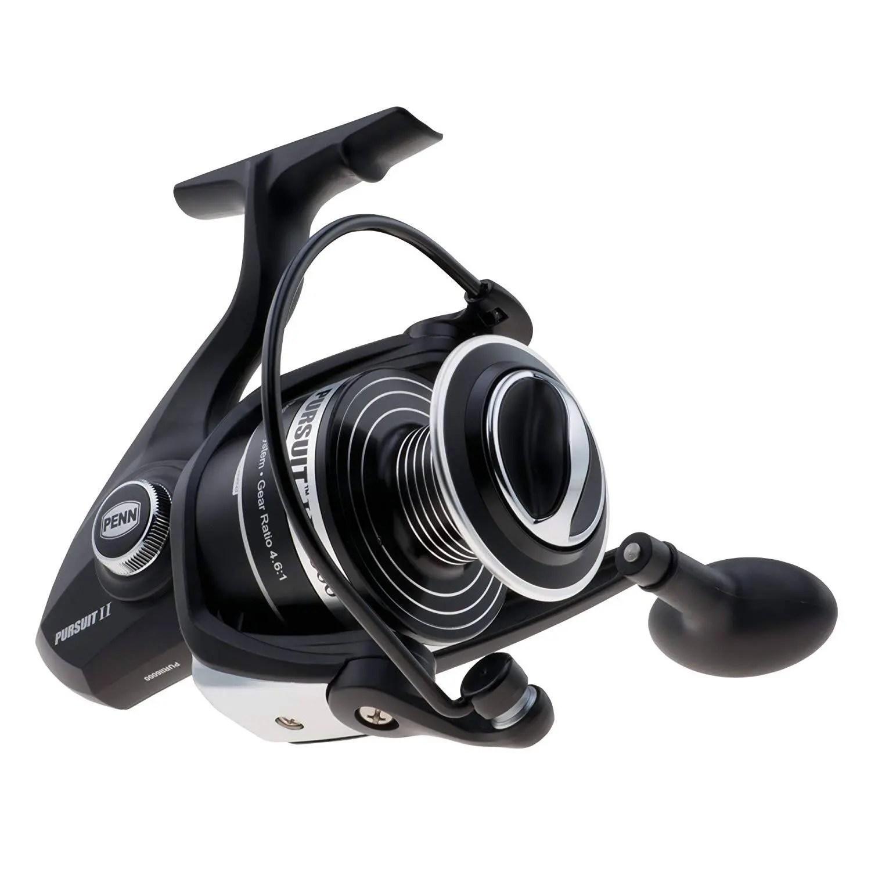 Penn Pursuit II & III Spinning Fishing Reel
