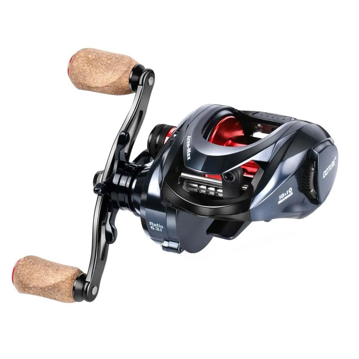 Goture Ares-Max Baitcasting Fishing Reel