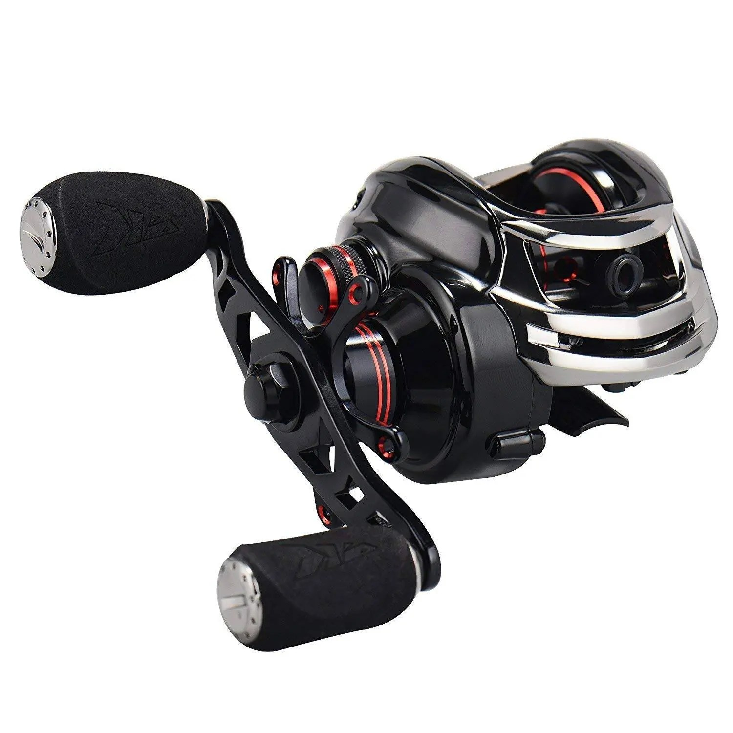 KastKing Royale Legend Whitemax Low Profile Baitcasting Fishing Reel