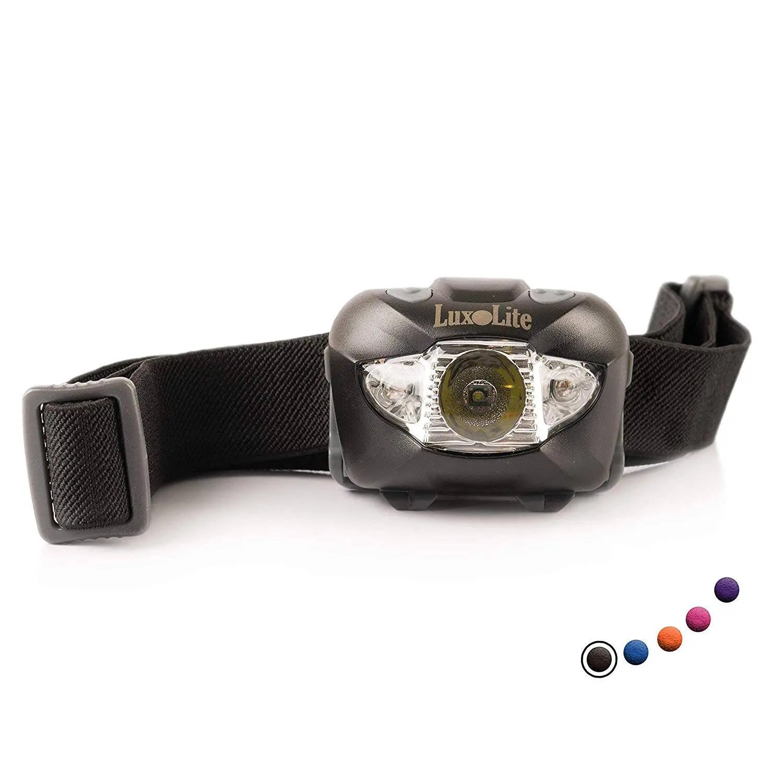 Luxolite LED Headlamp Flashlight