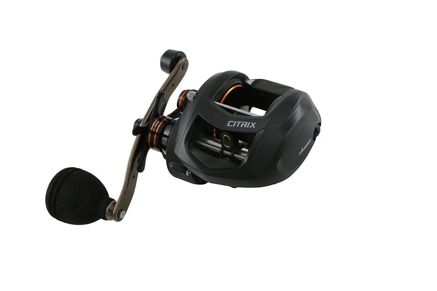 Okuma Citrix 300 Large Capacity Low Profile Baitcaster