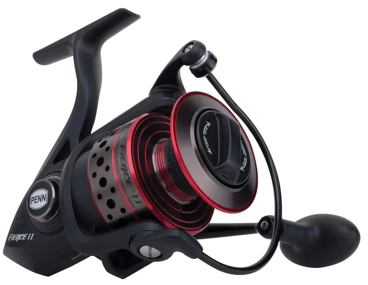 Penn Fierce II Spinning Fishing Reel