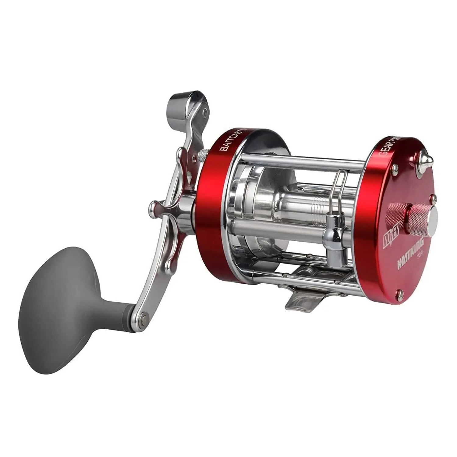 KastKing Rover Round Baitcasting Reel - No.1 Highest Rated Conventional Reel