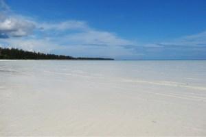 Sabaring Beach, Bagsuk Island