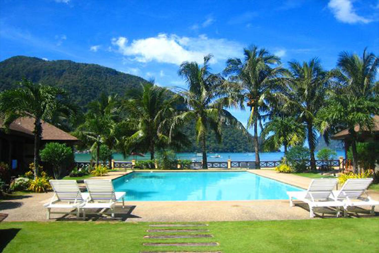 Lagen Island Palawan Resort