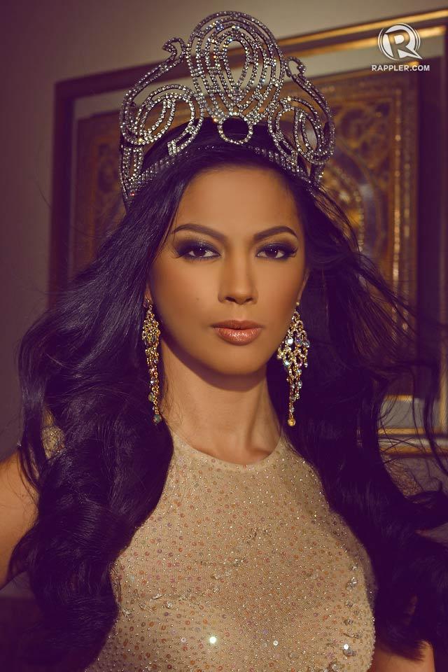 Philippine Contestant Miss Universe 2013 Ariella Arida