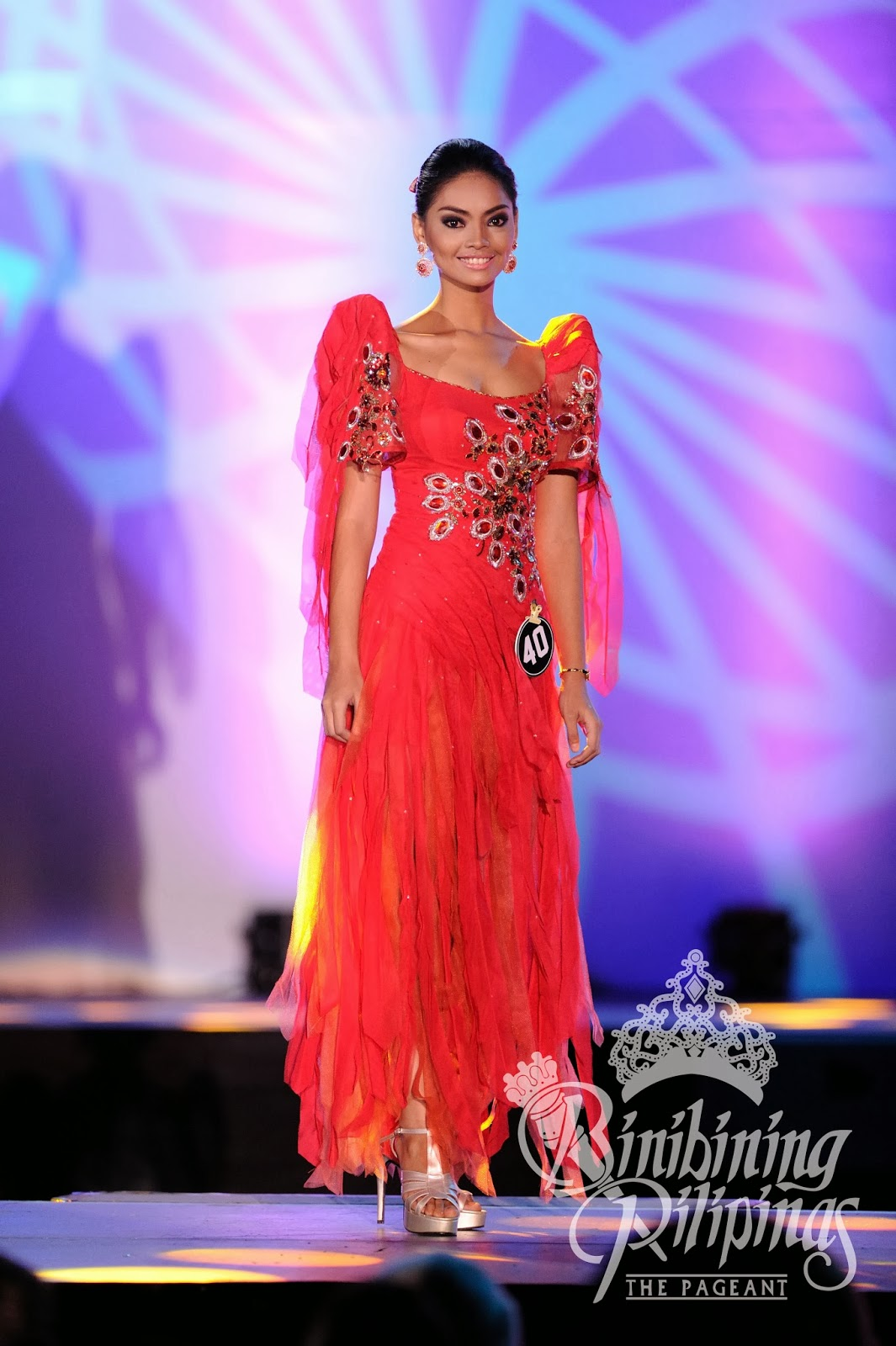 binibining pilipinas 2014 official candidates in costume