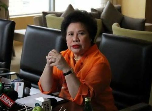 the achievements of senator miriam defensor santiago and her presidential candidacy 2015 ( tuesday), pia calabarzon prs , weather  withdrew his presidential candidacy to make way  by senator miriam defensor-santiago.