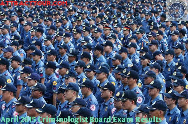 April 2015 Criminologist Board Exam
