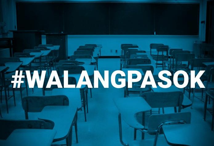 Classes Suspension August 11, 2016