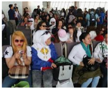 OFWs in Kuwait Given Amnesty Will Go Home in the PH