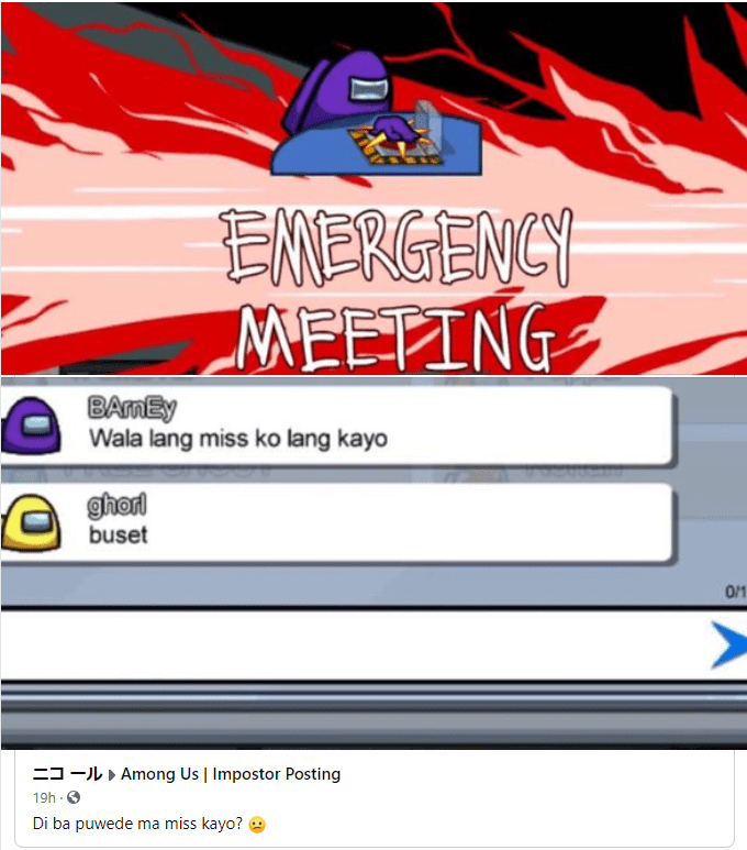 Among Us Emergency Meeting Download Among Us The Two Year Old Indie Game Taking Over The Web