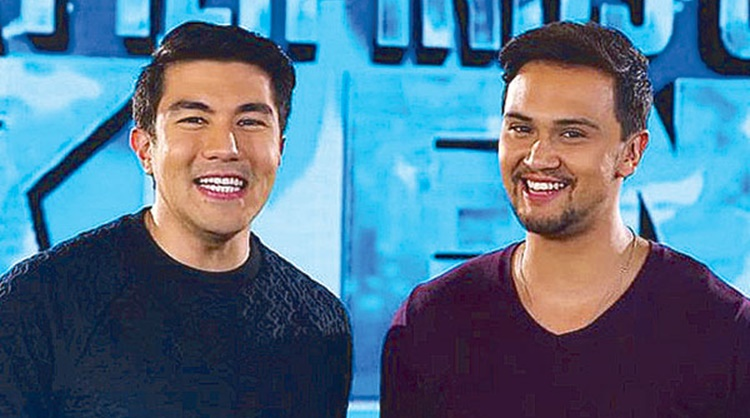 Will Luis Manzano And Billy Crawford Be Hosting A New Show In Tv5 Attracttour