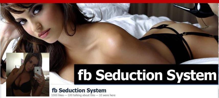 Facebook seduction system image