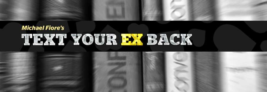Text Your Ex Back Logo