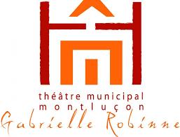 Logo Théâtre Gabrielle Robinne