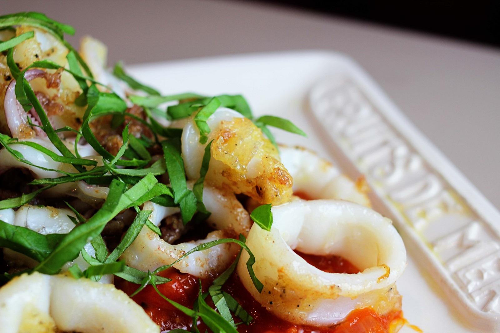 Блюда из кальмаров рецепты с фото пошагово настоящее время