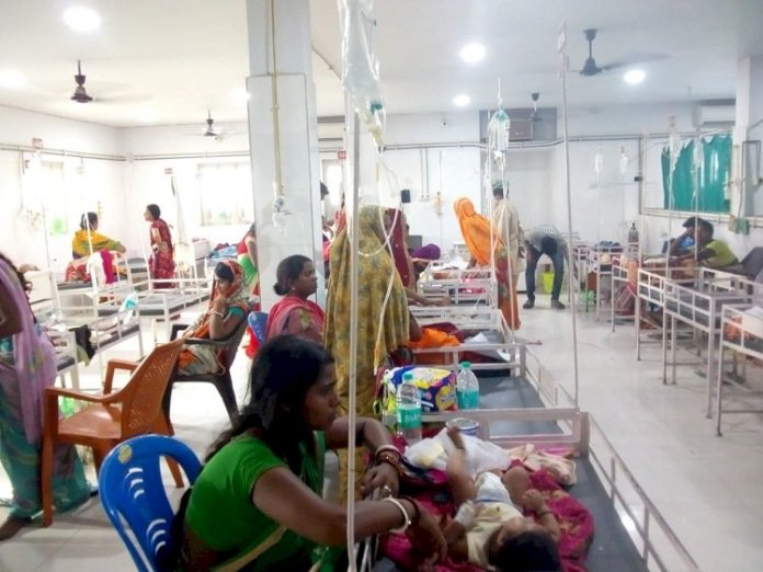 जानलेवा बीमारी – बिहार में बच्चों की मौत