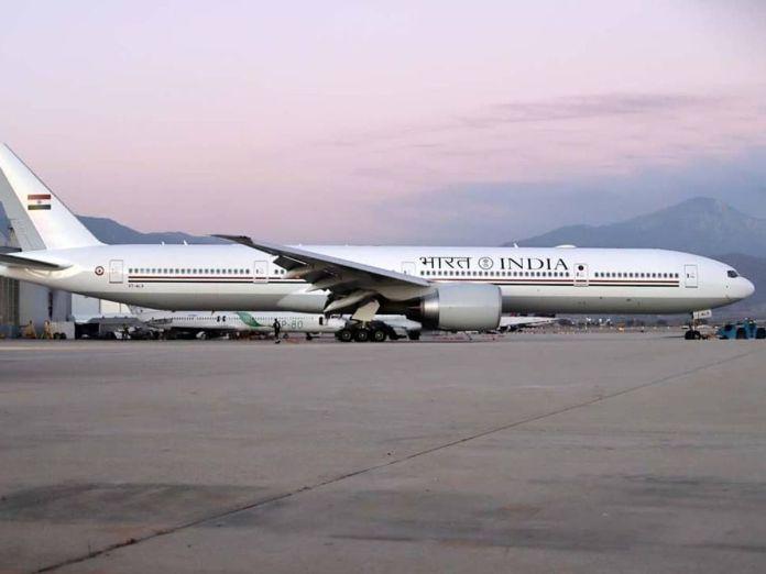 पीएम नरेन्द्र मोदी के लिए आज पहुंचने वाला है VVIP विमान