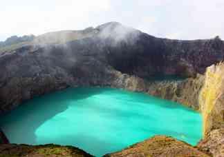 Lake Kelimutu