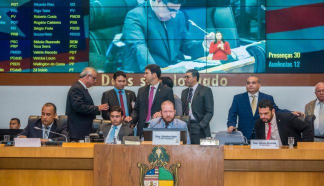 Aprovada PEC que proíbe nome de pessoas vivas em logradouros públicos no MA