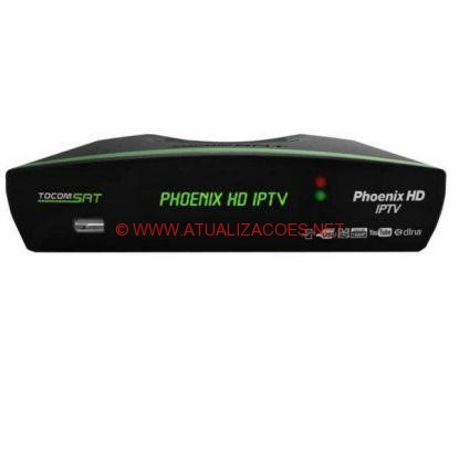 Recovery Tocomsat Phoenix IPTV Recovery Completo