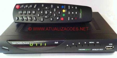 NOVA Atualização Tocomsat Solo SD versão 1.007 de 26/01/2016