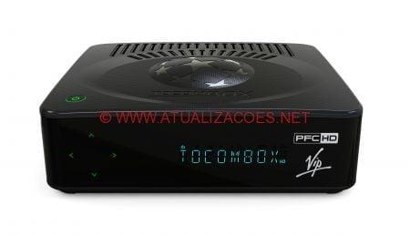 Atualização Tocomsat P.F.C. HD VIP V1.015 04-02-16
