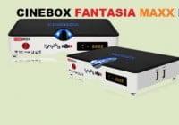 CINEBOX FANTASIA MAXX Hd