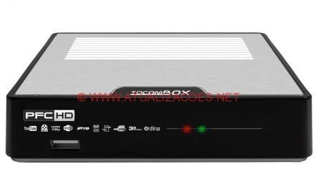TOCOMBOX  P.F.C HD