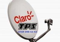 CLARO TV LISTA DE TPS COMPLETA