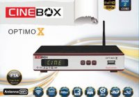 Cinebox Optimo X-2016
