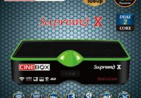 Cinebox Supremo X-2016