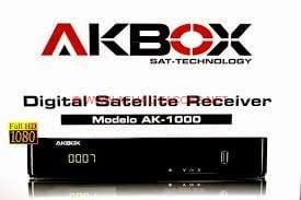 AKBOX AK 1000