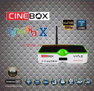 Resultado de imagem para CINEBOX FANTASIA X