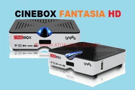 Resultado de imagem para CINEBOX FANTASIA DUO ( HD )